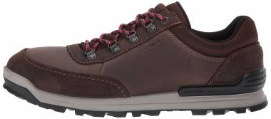 Ecco Oregon Retro Sneaker - Coffee