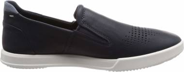 Ecco Collin Perf Slip On - Blue Marine 1038 (5362941038)