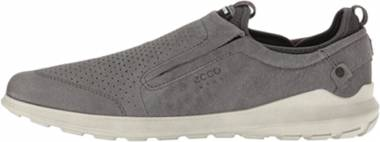 Ecco Transit Slip On - Dark Shadow (53481402602)