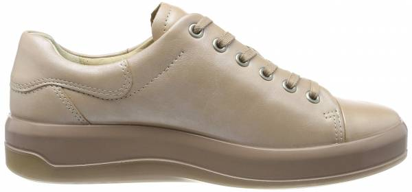Ecco Soft 9 Tie - Beige (Powder)