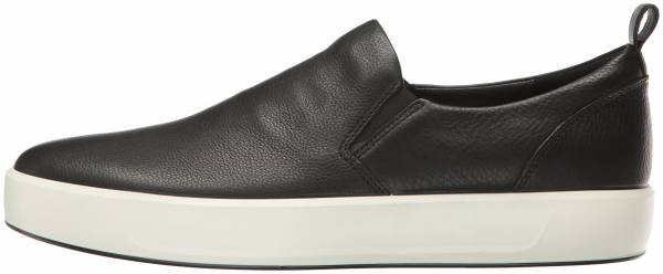 Ecco Soft 8 Slip On - Black