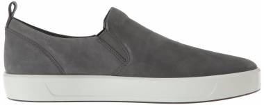 Ecco Soft 8 Slip On - Dark Shadow (44052468)