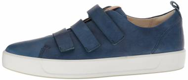 Ecco Soft 8 Strap - Indigo Powder