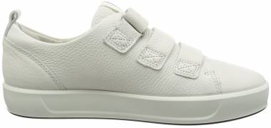 Ecco Soft 8 Strap - White (44051301007)