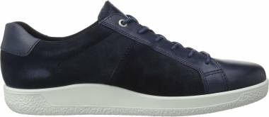 Ecco Soft 1 Sneaker - Denim Blue Navy 51303 (40063451303)