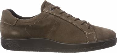 Ecco Soft 1 Sneaker - Brown Dark Clay 5559 (4006445559)