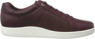 Ecco Soft 1 Sneaker - Violett Wine 1278 (4006341278)
