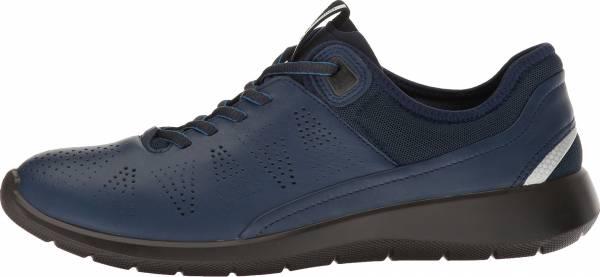 Ecco Soft 5 Sneaker True Navy/true Navy