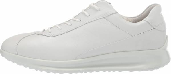 Ecco Aquet Lace - White