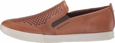 Ecco Collin 2.0 Slip On - Brown Cashmere 2291 (53628402291)