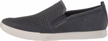Ecco Collin 2.0 Slip On - Navy Perforated (53628402058)