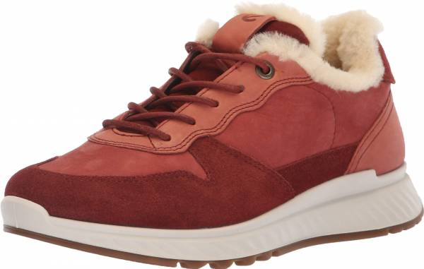 Ecco ST1 Mid - Fired Brick Suede/Fired Brick Nubuck