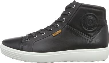 Ecco Soft 7 Boot - Black
