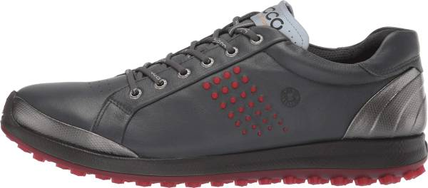 Ecco BIOM Hybrid 2 - Dark Shadow Yak Leather