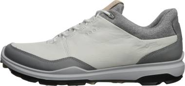 Ecco BIOM Hybrid 3 GTX - White Black Yak Leather (155804152)