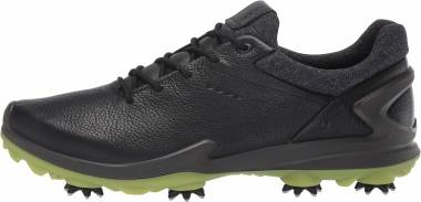 Ecco BIOM G 3 - Black Yak Leather (13180401001)