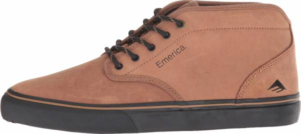 Emerica Wino G6 Mid Tan/Black