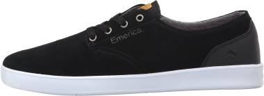 Emerica Romero Laced - Black / Black / White (6102000089552)