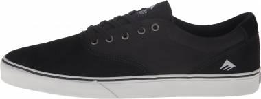 Emerica Provost Slim Vulc - Black/Grey (6102000110570)