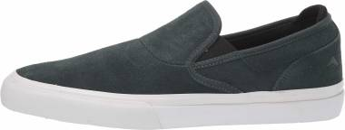 Emerica Wino G6 Slip-On - Green/White (6101000111311)