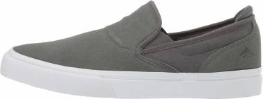 Emerica Wino G6 Slip-On - Grey