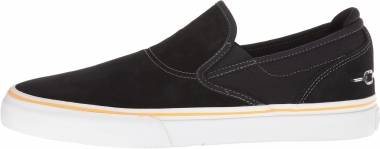 Emerica Wino G6 Slip-On - Black
