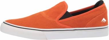 Emerica Wino G6 Slip-On - Orange (6107000237800)
