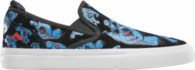 Emerica Wino G6 Slip-On - Blue/Black/White (6107000242448)