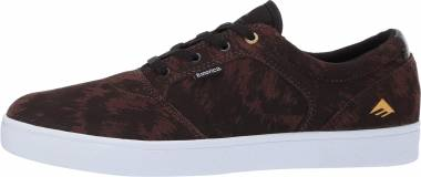 Emerica Figgy Dose - Brown/Black/White (6102000123229)