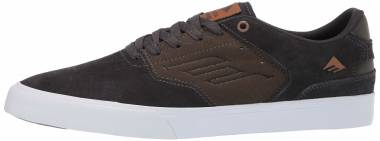 Emerica Reynolds Low Vulc - Grey/Green (6102000096375)