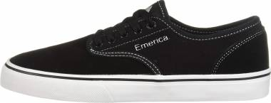 Emerica Wino Standard - Black/White/White (6101000118984)