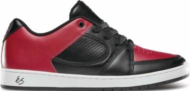eS Accel Slim - Red Black