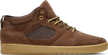eS Accel Slim Mid - Brown Gum