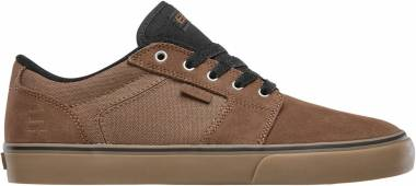 Etnies Barge LS Brown/Gum Men