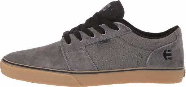 Etnies Barge LS - Grey/Black/Gum