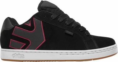 Etnies Fader Black/White/Burgundy Men