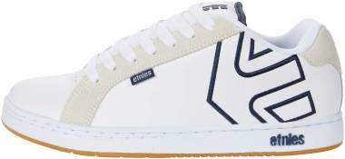 Etnies Fader - White/Navy/Gum (4101000203153)