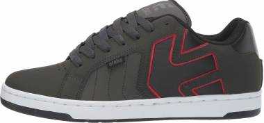 Etnies Fader 2 - 025 Dark Grey Black Red 025