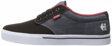 Etnies Jameson 2 Eco Black/Charcoal/Red Men