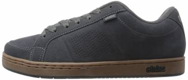 Etnies Kingpin Grey (Dark Grey/Black/Gum - 023) Men