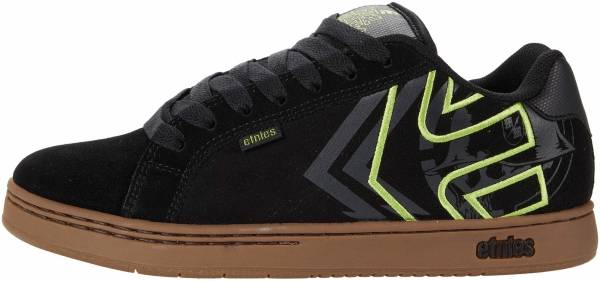 Etnies Metal Mulisha Fader - Black Green Gum (4107000233990)