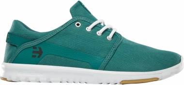 Etnies Scout - Green/White/Black