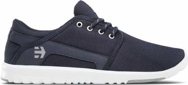 Etnies Scout - Navy/Silver (4101000419420)
