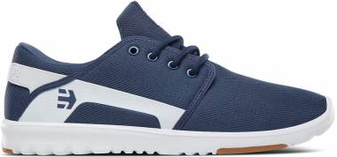 Etnies Scout - Dark Blue/White (4101000419396)
