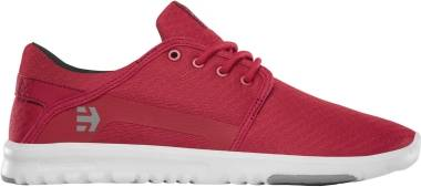 Etnies Scout Red (Red/White/Grey) Men