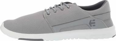 Etnies Scout - Grey/White/Silver (4101000419378)