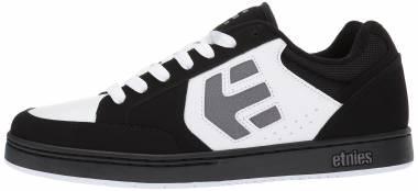 Etnies Swivel - Black White Grey