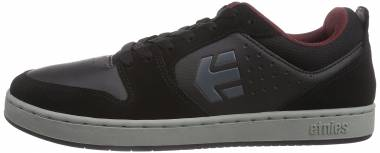 Etnies Verano Black/Grey/Red Men