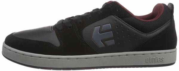Etnies Verano - Black/Grey/Red