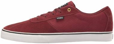 Etnies Scam Vulc Burgundy Men